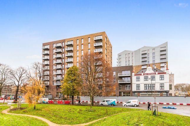 External View of Meranti Apartments, Deptford Landings, Deptford SE8