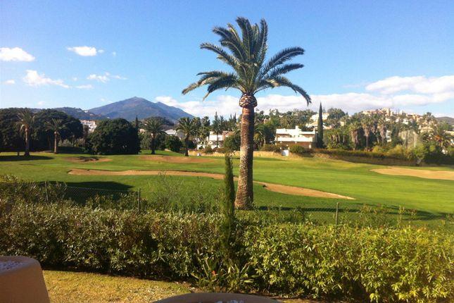 Golf Views of Las Brisas, Marbella, Costa Del Sol, Andalusia, Spain