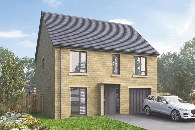 "Thumbnail Detached house for sale in ""The Rosebury"" at Stopes Road, Stannington, Sheffield"