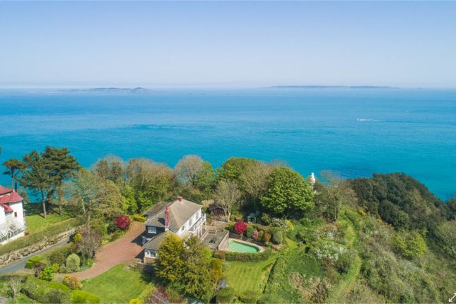 Thumbnail Detached house for sale in Becquet Road, St. Peter Port, Guernsey