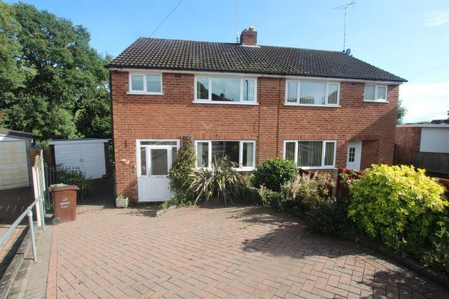 Thumbnail Semi-detached house to rent in Harport Road, Redditch