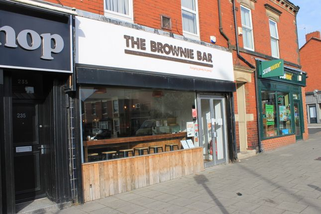 Thumbnail Retail premises to let in Chillingham Road, Newcastle Upon Tyne