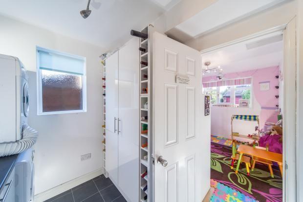 Utility/Family Room
