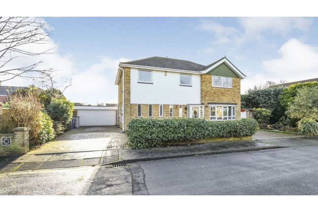 5 bed detached house for sale in Orchards Croft, Scartho, Grimsby DN33