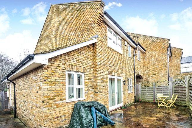 Rear Exterior of St. Johns Road, Sevenoaks, Kent TN13