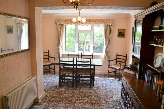 Dining Room of Gable Croft, Lichfield WS14