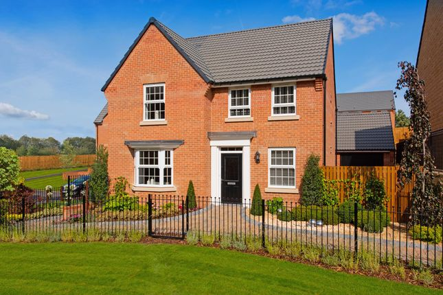 "Thumbnail Detached house for sale in ""Holden"" at Sandbeck Lane, Wetherby"