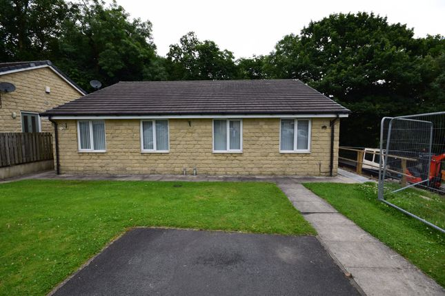 Thumbnail Semi-detached bungalow to rent in Cottage View, Whitworth, Rochdale