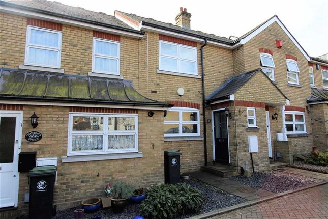 Thumbnail Terraced house to rent in Monarch Place, Buckhurst Hill, Essex