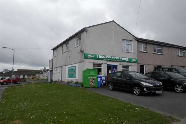 Retail premises for sale in Loggans Convenience Store, 7, Loggans Way, Hayle