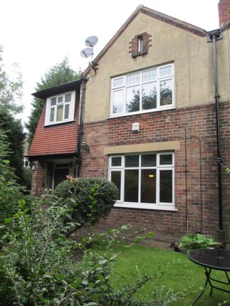 Thumbnail Flat to rent in Stainbeck Road, Leeds