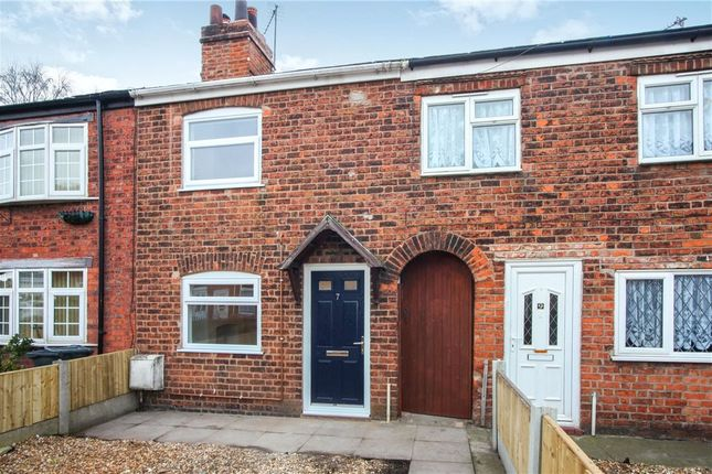 Thumbnail Terraced house for sale in Middlewich Road, Northwich, Cheshire