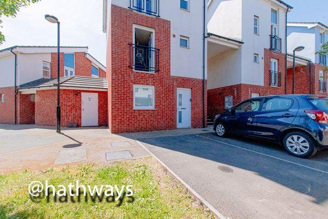 Thumbnail Flat to rent in Ariel Reach, Newport