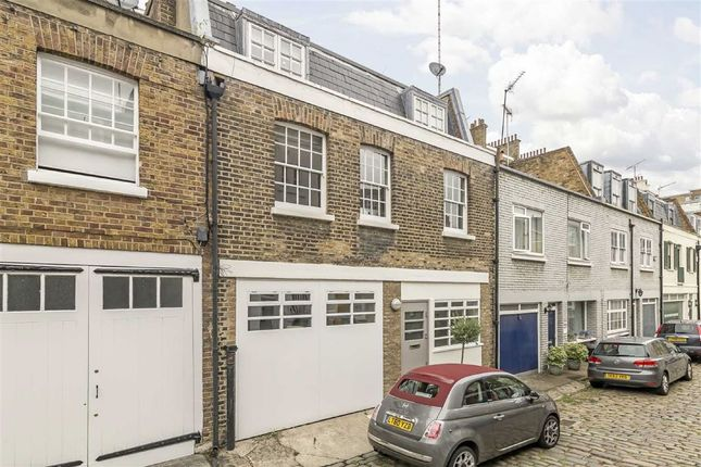 Thumbnail Property for sale in Eccleston Square Mews, London