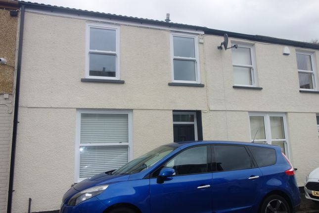Thumbnail Terraced house for sale in Tynybedw Street, Treorchy