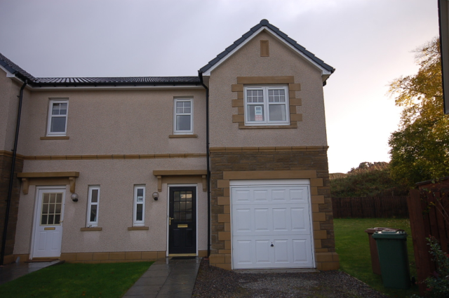 Thumbnail Semi-detached house to rent in Culduthel Mains Gardens, Inverness IV2,
