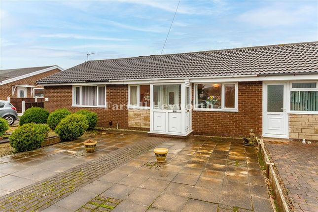 1 bed bungalow for sale in Grasmere Road, Morecambe LA4