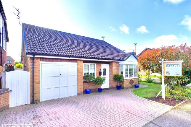 Thumbnail Detached house for sale in Springfield Park, Haydock