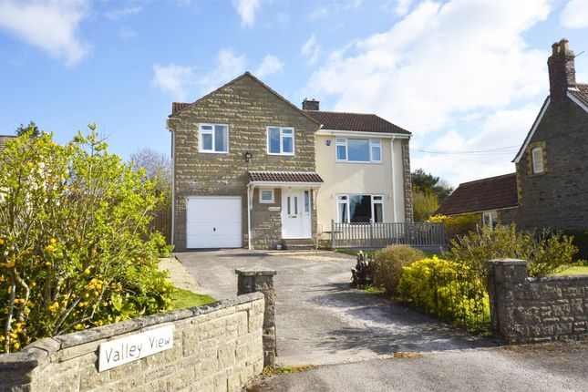 Thumbnail Detached house for sale in Greyfield Road, High Littleton, Bristol