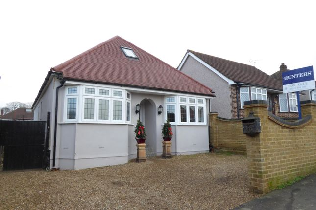 Thumbnail Detached bungalow for sale in St Audrey Avenue, Bexleyheath, Kent
