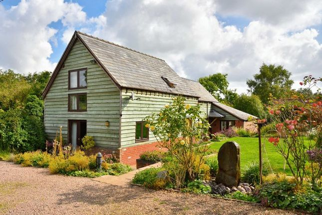 Thumbnail Barn conversion for sale in Bodenham, Hereford