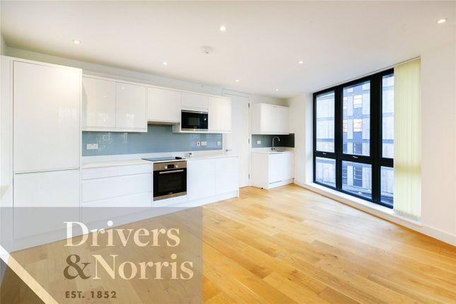 Thumbnail Flat to rent in Peerless Street, Shoreditch, London