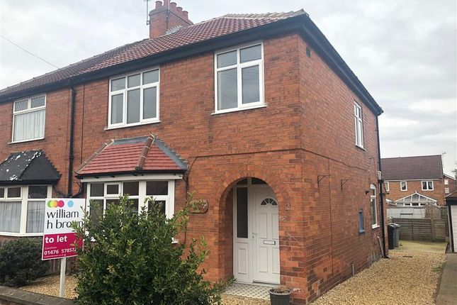 Thumbnail Property to rent in Huntingtower Road, Grantham