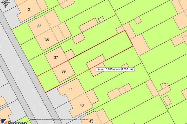 Thumbnail Land for sale in David Drive, Romford, Essex