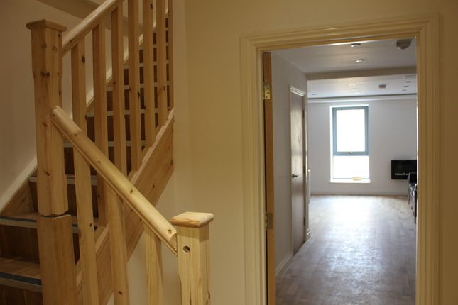 Thumbnail Flat to rent in Thornton Court, Forth Place, Newcastle Upon Tyne