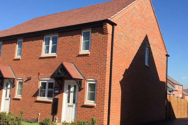 Thumbnail Terraced house to rent in Blockley Road, Hadley, Telford, Shropshire