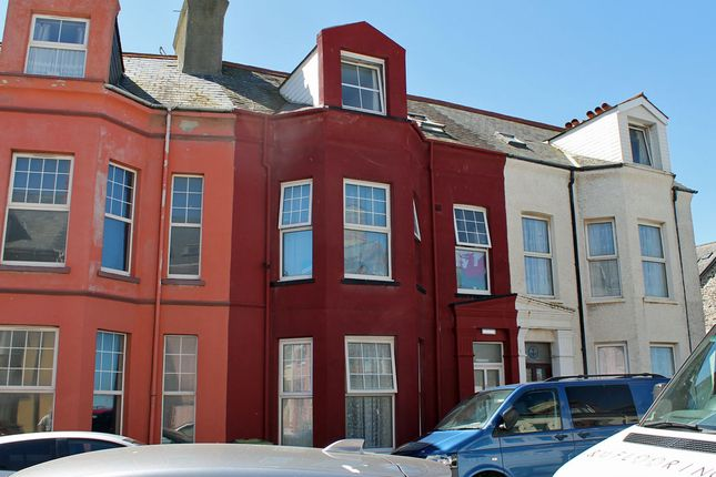Thumbnail Flat to rent in Flat 2, Castle Terrace, Aberystwyth
