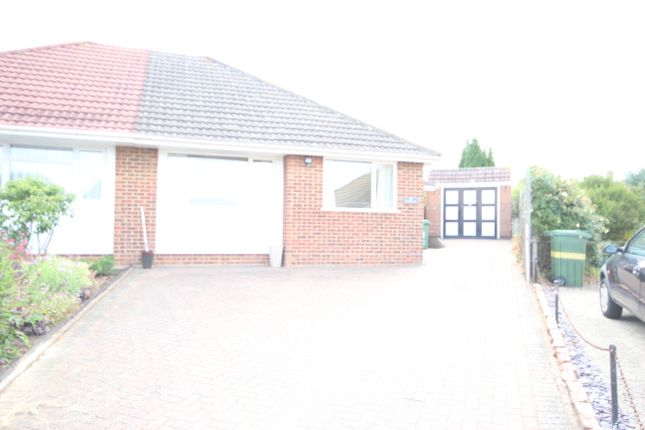 Thumbnail Semi-detached bungalow to rent in Anerley Close, Allington
