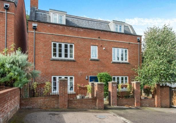 Thumbnail Detached house for sale in Sylvan Mews, Ingress Park, Greenhithe, Kent