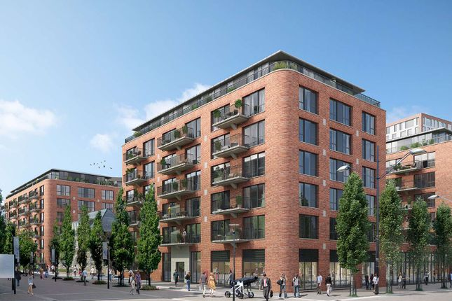 Thumbnail Flat for sale in Duke Of Wellington Avenue, London