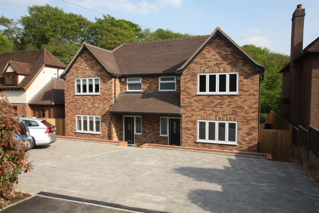 Thumbnail Semi-detached house for sale in Stanley Hill, Amersham, Buckinghamshire