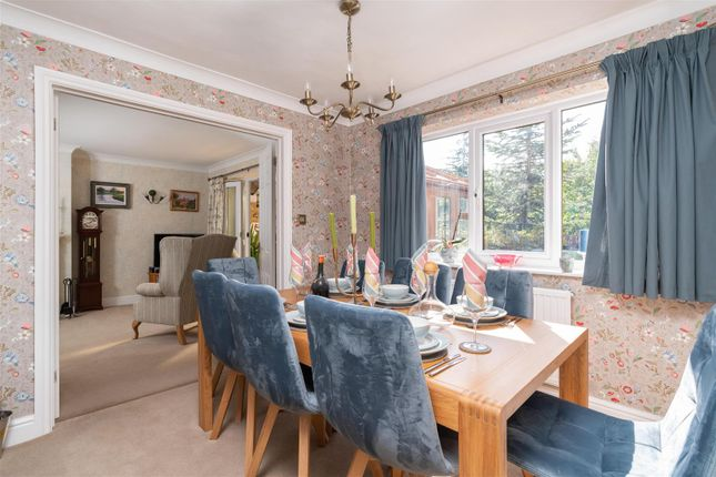 Dining Room of Orchard Rise, Longborough, Gloucestershire GL56