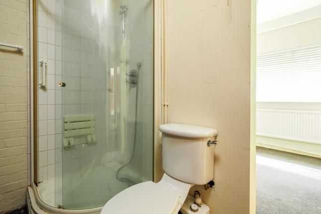 Shower Room of Thorneywood Rise, Thorneywood, Nottingham, Nottinghamshire NG3