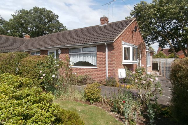Thumbnail Semi-detached bungalow to rent in Bellfield, Tanworth-In-Arden, Solihull