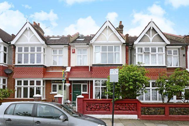 Thumbnail Terraced house to rent in Hambledon Road, Southfields, London