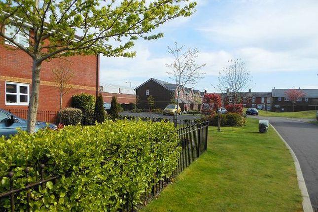 Thumbnail Flat for sale in Brook Court, Dorman Close, Preston
