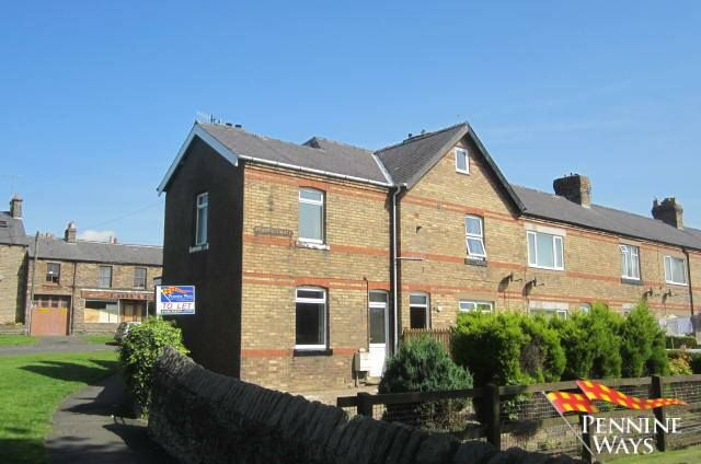 Thumbnail End terrace house to rent in Meadow Terrace, Haltwhistle