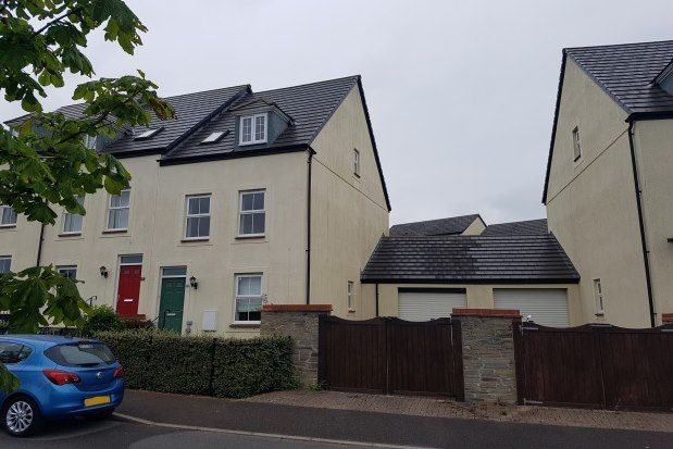 Thumbnail Property to rent in Wheal Sperries Way, Truro