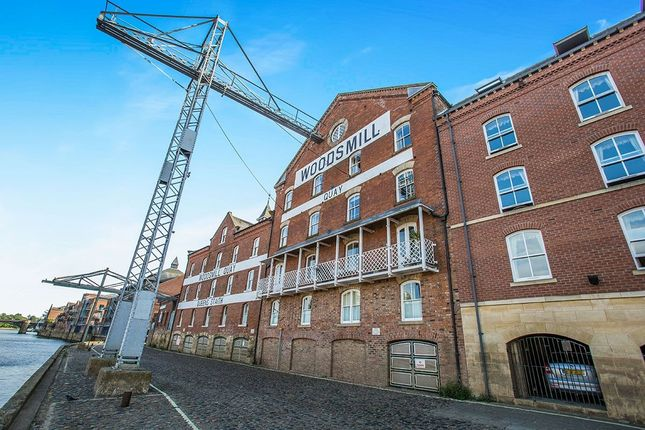 Thumbnail Flat for sale in Skeldergate, York