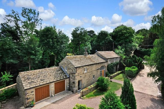 Thumbnail Detached house to rent in Woodsome Road, Fenay Bridge, Huddersfield, West Yorkshire