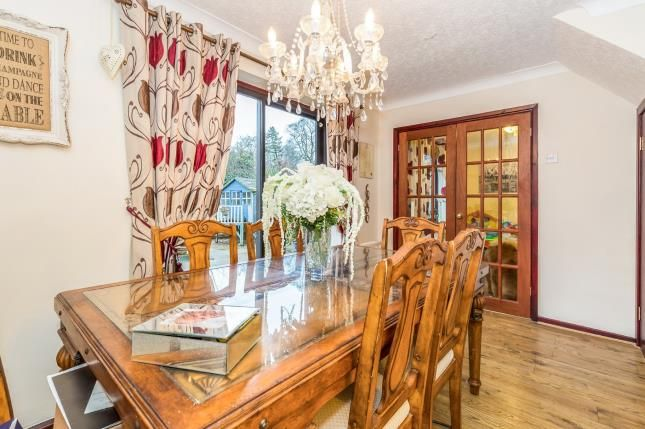 Dining Room of Woodlands Drive, Leyland, Lancashire PR25