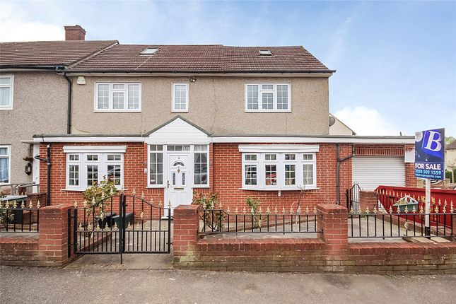 5 bed end terrace house for sale in Holt Way, Chigwell IG7