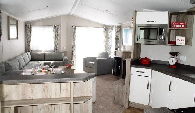 Thumbnail Mobile/park home for sale in Widemouth Fields, Park Farm, Bude, Cornwall