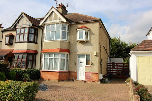 Thumbnail Flat for sale in Leigh Gardens, Leigh-On-Sea