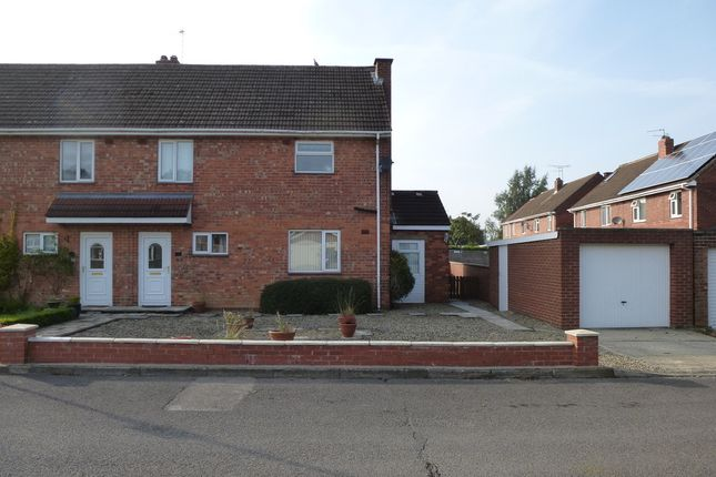 Thumbnail Semi-detached house to rent in Linton Woods Lane, Linton On Ouse, York