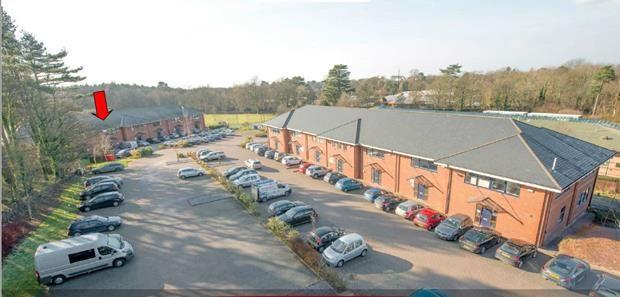 Thumbnail Office to let in Unit 3 Ash Court, Parc Menai, Bangor